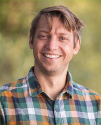 Beat Müller, leitender Pastor